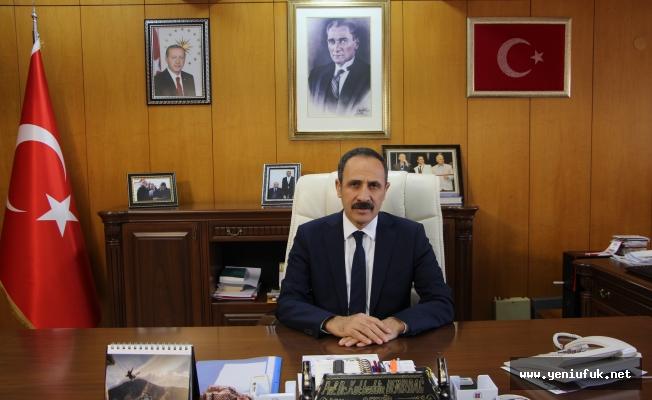 Rektör Demirdağ'ın 18 Mart Çanakkale Zaferi Mesajı