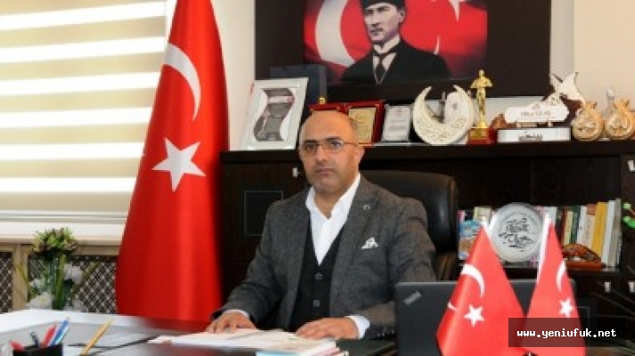 BAŞKAN ULAŞ'TAN VALİ KALDIRIM'A TEŞEKKÜR