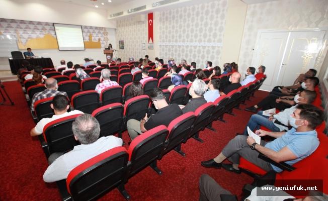 Elazığ Belediyesi'nden Personele Eğitim Semineri