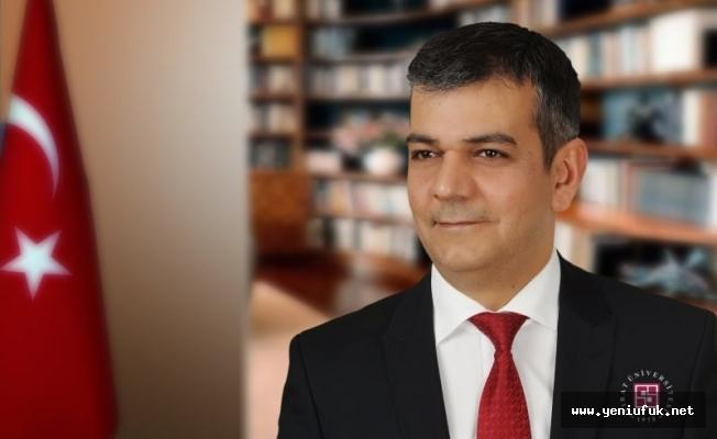 Prof. Dr. Erol Keleş, F.Ü Rektörlüğüne Aday