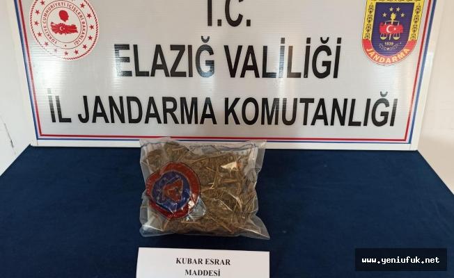Jandarma'dan Zehir Tacirlerine Geçit Yok