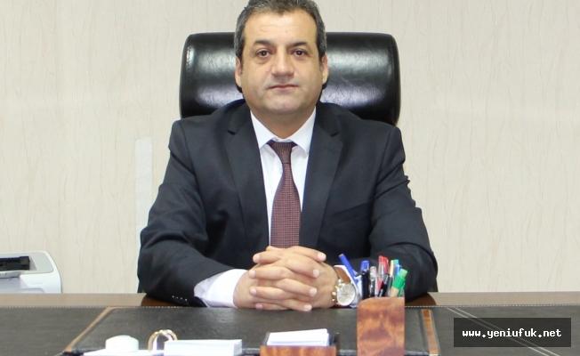 Bugün Alınan Kararla Elazığ Sağlık Müdürlüğüne Yeniden Cahit Polat Atandı.