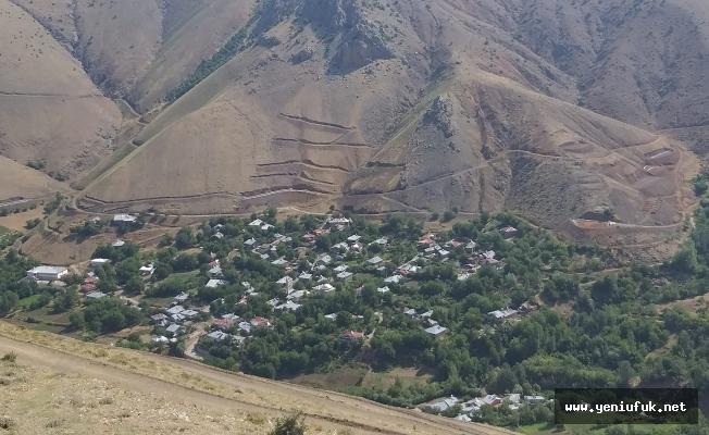 Güllüce Köyü Karantinaya Alındı