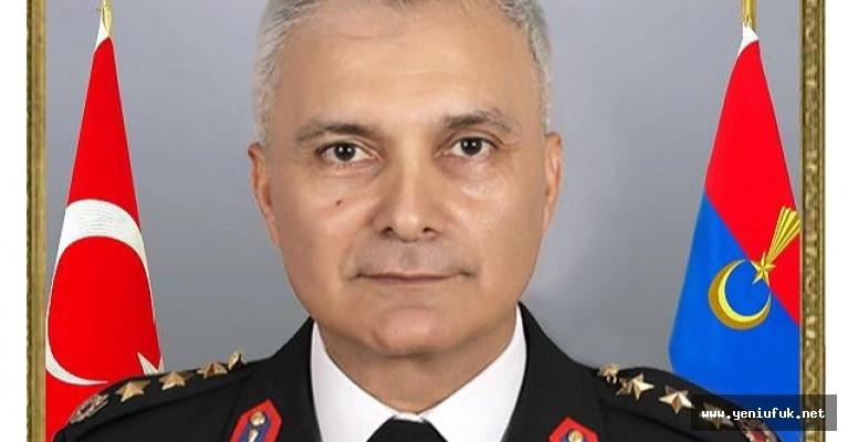 İl Jandarma Komutanı Yıldız Göreve Başladı