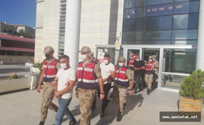 Jandarma'dan başarılı bir operasyon daha
