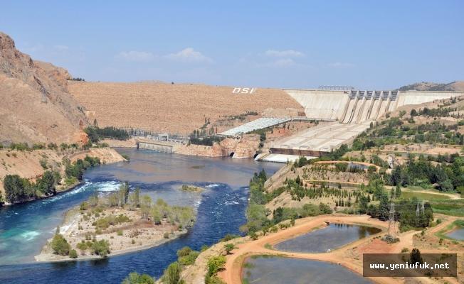 Keban Barajı 46 Yaşında