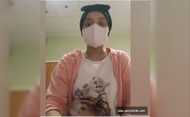 Lösemi Hastası Genç Kız Yardım Bekliyor