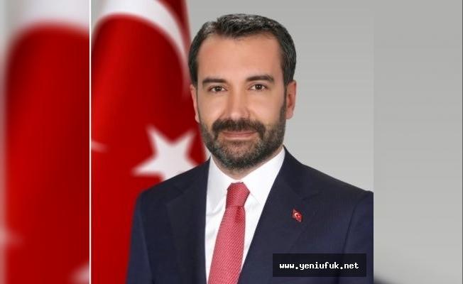 Başkan Şerifoğulları, AK Parti İl Başkanlığına Atanan Yıldırım'ı Kutladı