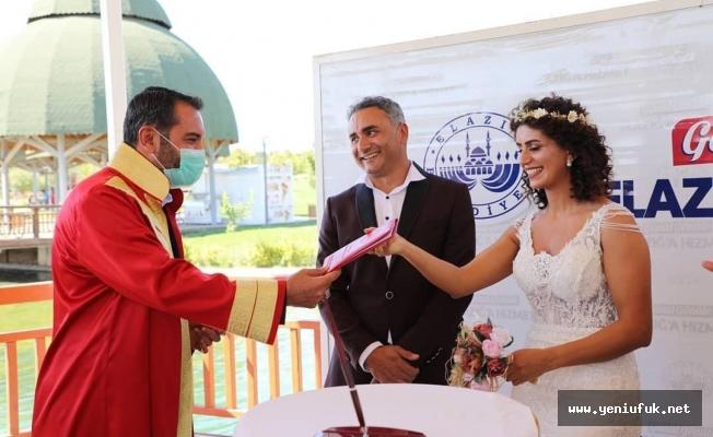 Belediye'den Nikah Törenlerine Yeni Düzenleme