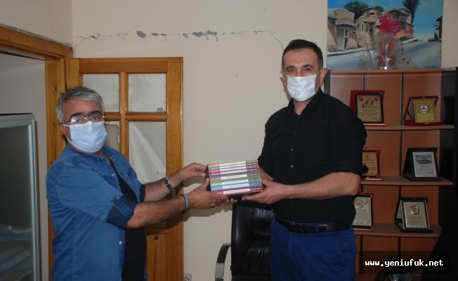 BİK Müdürü Yalınbaş'tan Gazetemize Ziyaret