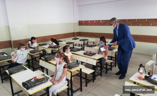 Eğitim-Bir-Sen, Öğrencilerin Sevincini ve Heyecanını Paylaştı