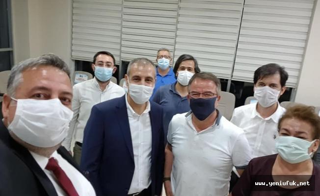 Elazığ Şehir Meclisi'nin Yeni Başkanı Mehmet Karaca Oldu