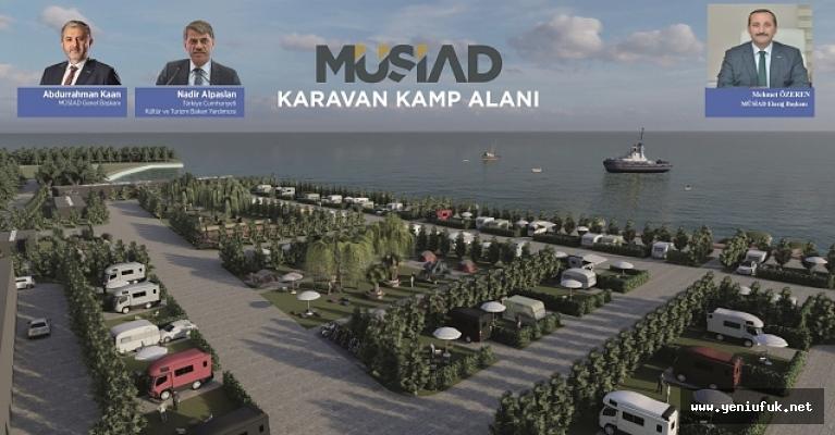 Türkiye'nin Yeni Turizm Kaynağı Karavan Turizmi