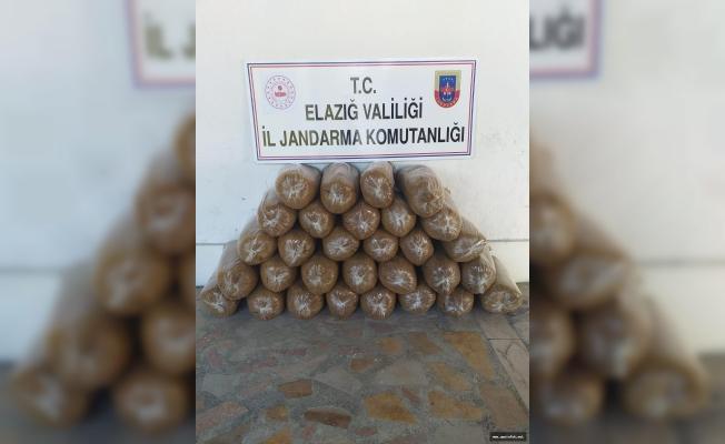 150 Kilo Kaçak tütün Ele Geçirildi