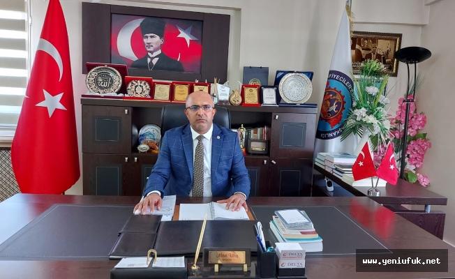 """Başkan Ulaş; """"Okulların Açılmaya Başlaması Esnafları Rahatlatacak"""""""