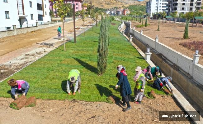 'Belediye Nefes Alan Bir Elazığ İçin Çalışıyor'