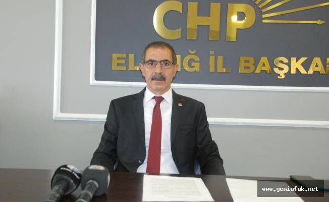 CHP'den 17 Maddelik Çözüm Önerisi