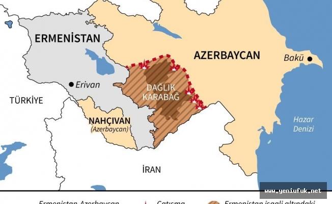 Ermenistan'ın Bir Taburu Yok Edildi