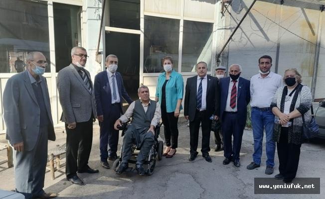 """İYİ Parti: """"Maden Yok Olmaktadır"""""""