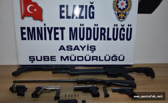 Son Bir Haftada 14 Şahıs Tutuklandı