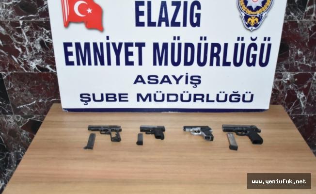 Son Bir Haftada 17 Şahıs Tutuklandı