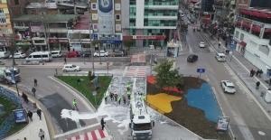 Belediye Hijyen Ve Dezenfekte Çalışmalarını Sürdürüyor