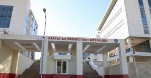 Harput Öğrenci Yurdu Sağlık Çalışanlarına Tahsis Edildi
