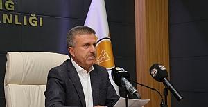 """Gürgöze: """"Ayasofya'nın İbadete Açılması"""