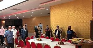 Düğün Salonları Denetlendi