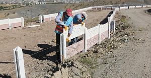 Asri Mezarlıkta Parsel Satışları Devam Ediyor
