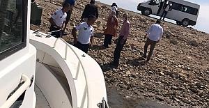 Jandarma Bot Timi, Teknesi Bozulan...