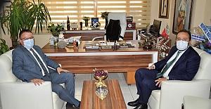 Milletvekili Ağar'dan Gazetemize Ziyaret