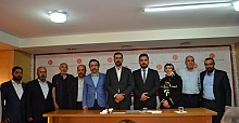 MHP Merkez ilçe Başkanlığına Yunus Bal Atandı