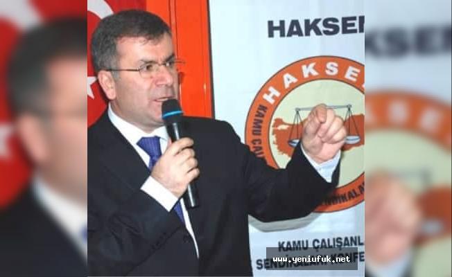 """""""Elazığ'da Yaşayan Kamu Çalışanlarına  Faizsiz Kredi Verilmeli"""""""