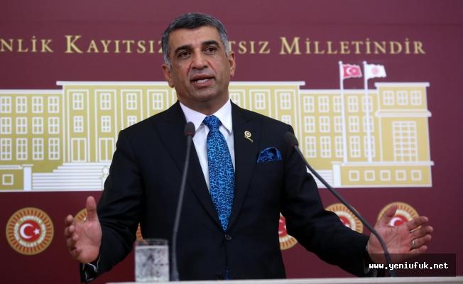 Milletvekili Erol, Elazığ'da, komisyonların iptal edilen incelemesinin yapılmasını istedi
