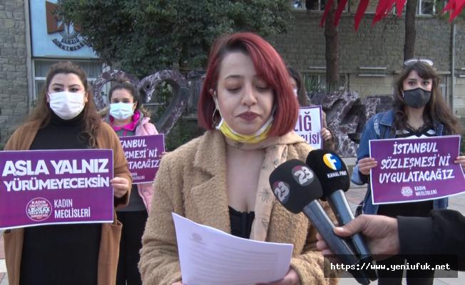 Kadın Meclisi Üyeleri: Kadınların Hayatına Mal Oluyor