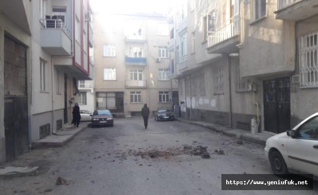 Elazığ güne depremle uyandı
