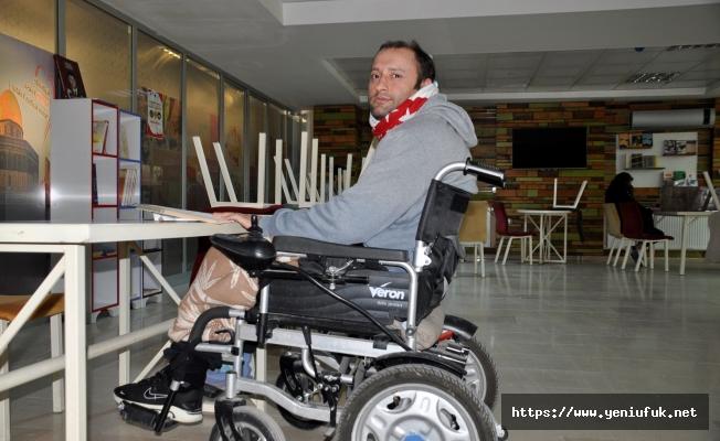 Engellilere Şoför Engeli!