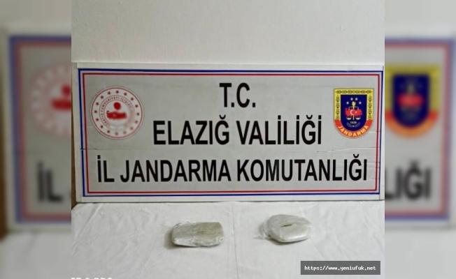 Jandarma, Korseli uyuşturucu kaçakçısını yakaladı