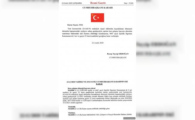 KDV indirimleri 31 Mayıs'a kadar uzatıldı
