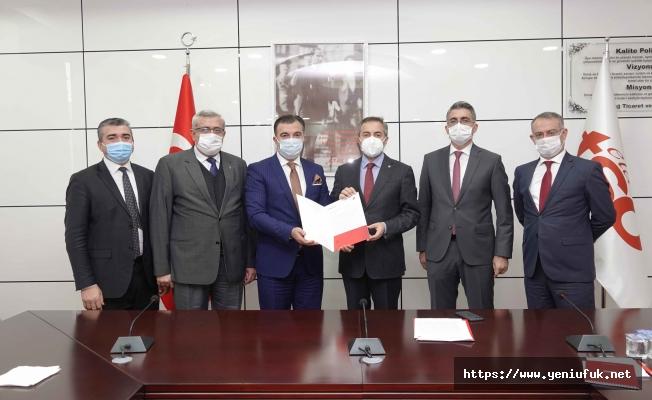 Kolay Finansman İçin İşbirliği Protokolü İmzalandı