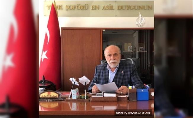 """Toraman: """"Allah Belediye Başkanımızdan Razı Olsun"""""""