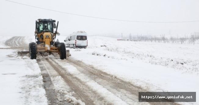 270 Köy yolu ulaşıma kapalı