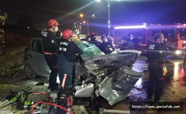 Korkunç Kazada Ölü Sayısı 4'e Yükseldi