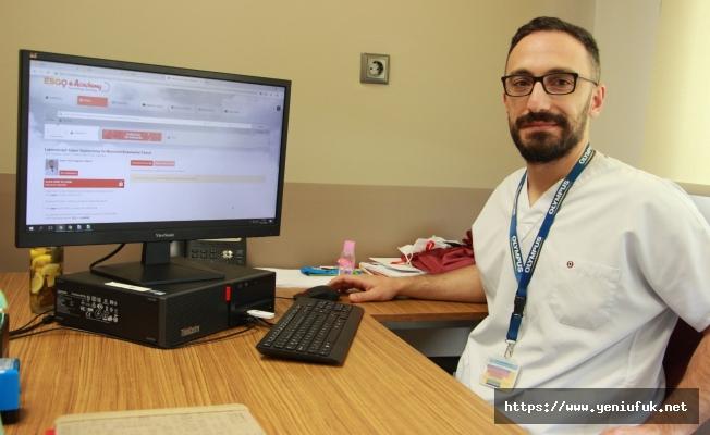Şehir Hastanesinde Yapılan Ameliyat ESGO Eğitim Videoları Serisine Kabul Edildi