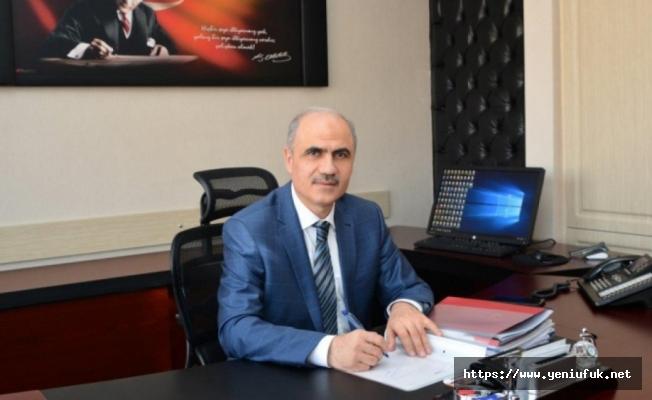 TEDAŞ Genel Müdürlüğüne Ömer Sami Yapıcı Atandı.
