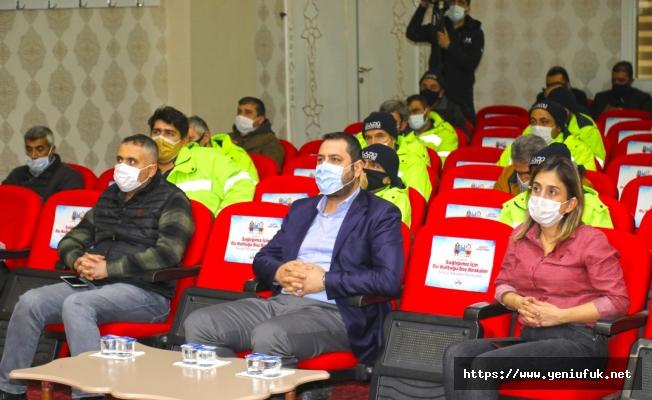 Temizlik İşleri Personeline 'Temel İş Sağlığı ve Güvenliği' Eğitimi