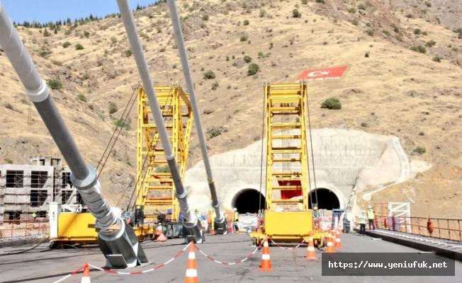 Yeni Kömürhan Köprüsü Yarın Açılacak