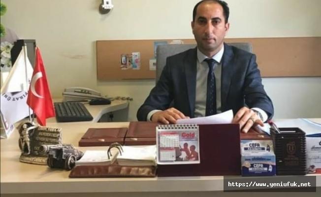 Aydın Polat, Türk-İş Sendikası Baş Temsilciliği Görevine Atandı