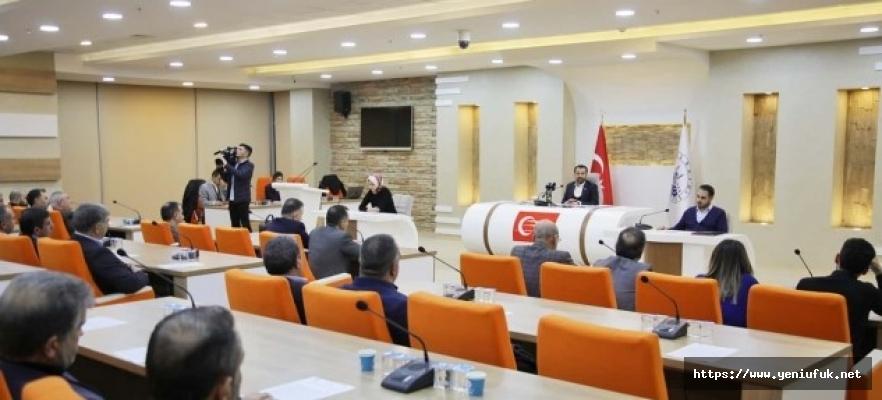 Belediye Meclisi Merhum Gazetecileri Unutmadı